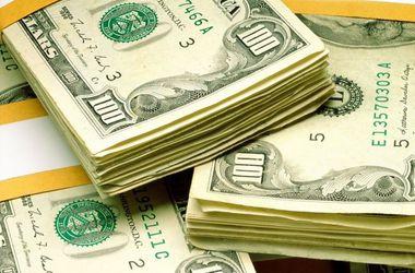 Валютные резервы Украины резко сократились