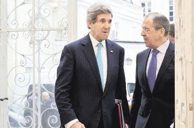 В Пекине Керри и Лавров поговорят об Украине