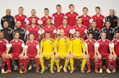 Сборная Люксембурга назвала состав на матч с Украиной