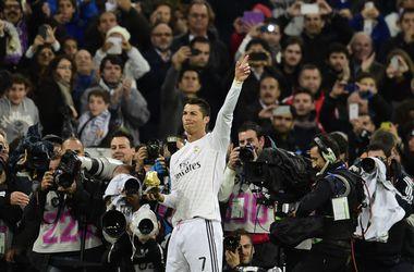 Криштиану Роналду забил 18-й гол в 11-ти матчах Примеры