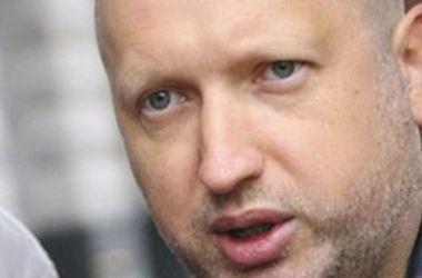 Турчинов не подписал закон об амнистии на Донбассе