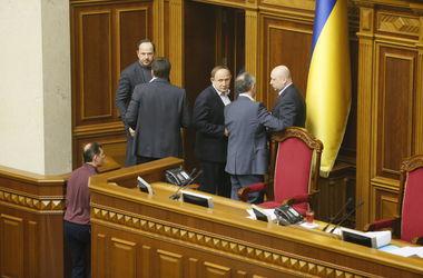 Переговоры о создании коалиции в Верховной Раде проходят в закрытом режиме