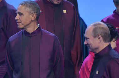Песков рассказал о встрече Путина и Обамы