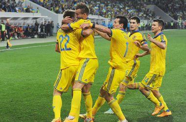 В случае выхода на Евро-2016 сборная Украины получит 2,25 миллиона евро