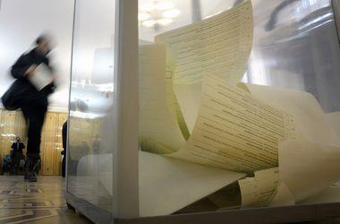 ЦИК осталось признать официально избранными лишь пять мажоритарщиков