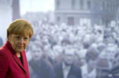 Меркель встретилась с Горбачевым, чтобы поговорить об Украине