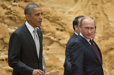 Путин и Обама обсуждали Украину, Сирию и Иран - Песков