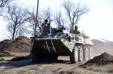 В зоне АТО за сутки погибли пятеро украинских военных - СНБО