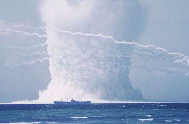 Источник мощнейшего взрыва в Азовском море находился под водой - пограничники