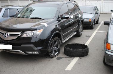 В Харькове поймали жителей Донецка, которые угоняли элитные авто