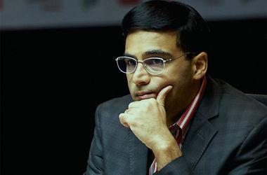 Ананд сравнял счет в матче за мировую шахматную корону