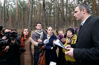 Кличко рассказал, где киевляне-участники АТО получат земучастки