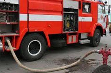 При пожаре в харьковской гостинке заживо сгорело два человека