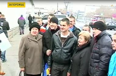 Бойцов 51-ой бригады, обвиняемых в дезертирстве,  отправили на место постоянной дислокации