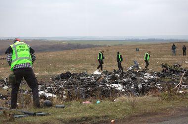 На месте крушения Боинга-777 в Донбассе обнаружены новые останки