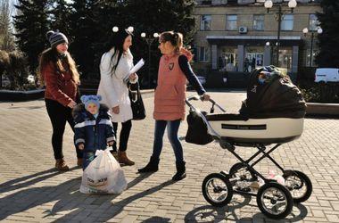 Гуманитарный штаб Рината Ахметова будет выдавать беременным специальные наборы