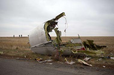 Новые останки жертв крушения Боинга-777 нашли на пепелище