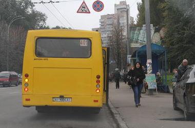 В центре Киева сегодня могут остановиться автобусы и троллейбусы
