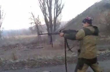 Как боевики обстреливают Авдеевку