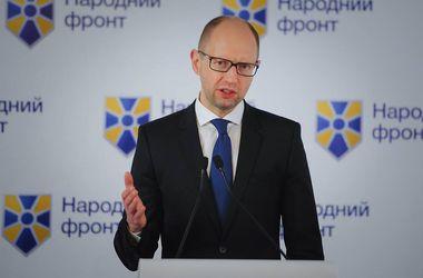 Яценюк предлагает оставить Климкина и Полторака на своих постах