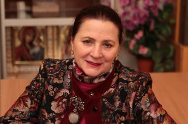 <p>Золотой голос Украины - Нина Матвиенко.</p>