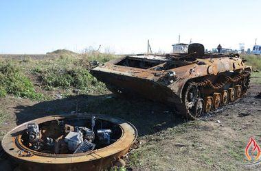 Поисковики нашли в Донецкой области останки еще 2 военных