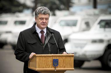 Порошенко: Украина хочет мира, но готова  к сценарию тотальной войны