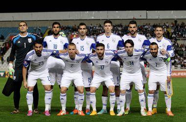 Сборная Кипра разгромила Андорру в отборе на Евро-2016