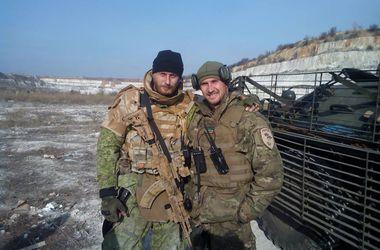 Известный репер отправился воевать на Донбасс