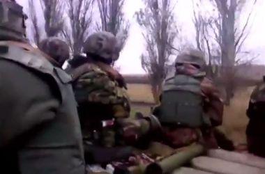 Как бойцы АТО проводят зачистку вблизи Донецкого аэропорта