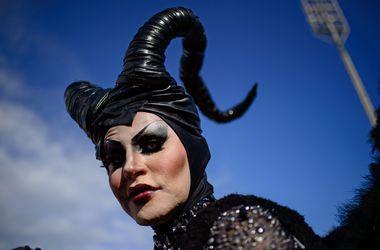 В Бразилии прошел красочный гей-парад