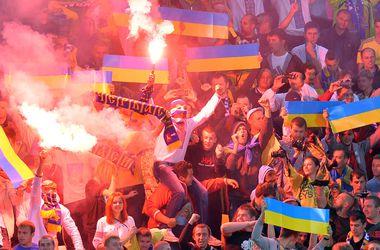 """УЕФА наказал """"Арену Львов"""" за матч с Македонией"""
