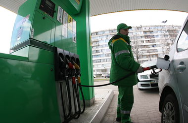 Цены на бензин в Украине 18 ноября продолжают расти
