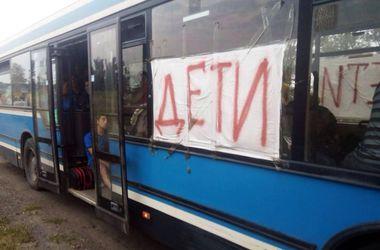 Гуманитарный штаб Ахметова продолжает эвакуацию жителей Донбасса