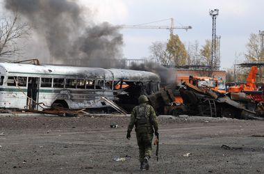 Сводка из зоны АТО: главной точкой напряжения остается Донецкий аэропорт