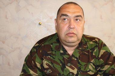 """Глава """"ЛНР"""" позвал Порошенко на дуэль"""