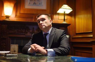 Климкин не воспринял всерьез заявление Пескова о не вступлении Украины в НАТО