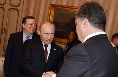 """Порошенко и Олланд согласовали позиции перед переговорами в """"нормандском формате"""" - Цензор.НЕТ 1487"""