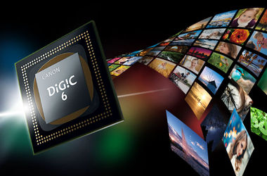 Процессор изображения DIGIC – мощный компьютер в вашей камере