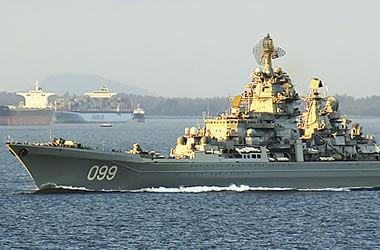 Корабли ВМФ РФ взяли курс на северо-восток Атлантики, к границам НАТО