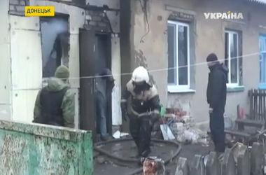 Во время обстрела Донецка 200 горняков оказались в ловушке под землей