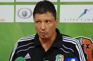 Любослав Пенев уволен с поста наставника сборной Болгарии