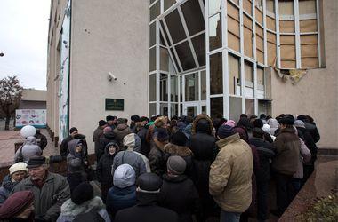 Пенсионеры Донбасса вынуждены платить за прописку вне зоны АТО