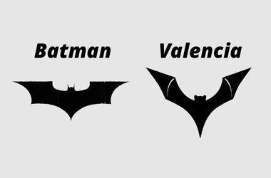 """Создатели Бэтмена выступили против нового логотипа """"Валенсии"""""""