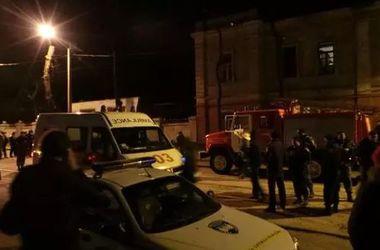 Подробности взрыва в Харькове