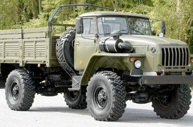 В Мариуполе подорвался военный автомобиль
