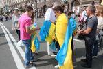 На Майдан прибежали поляки, чтобы поддержать Украину