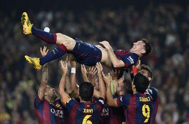 Месси стал лучшим бомбардиром в истории чемпионата Испании