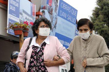 """В Египте зафиксирован случай гибели от """"свиного гриппа"""""""