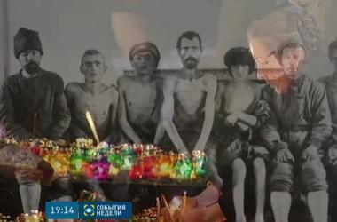 В Украине почтили жертв голодоморов